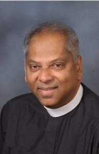 Rev. Dr. Nihal de Lanerolle, Rector of St. Paul's Episcopal Church in Westbrook, CT