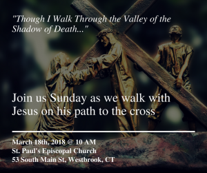 Sunday Eucharist - Passion Sunday
